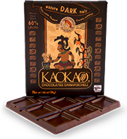 about dark chocolate